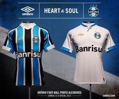 Novo uniforme Grêmio 2015