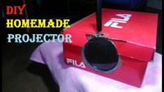 DIY Homemade projector