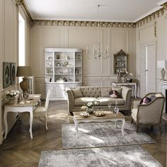 la salle manger l gante shabby chic chic et shabby. Black Bedroom Furniture Sets. Home Design Ideas