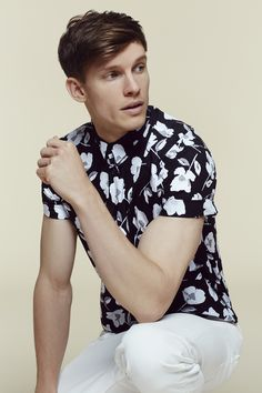 Summertime, Button Down Shirt, Fashion Looks, Men Casual, Mens Tops, Shirts, Style, Swag, Dress Shirt