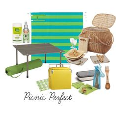 "Perfect Picnic Supplies from ""Organized Picnics and Outings"""