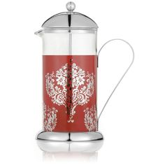 #festive #french press from La Cafetiere!  #Christmas #coffee #everythingkitchens