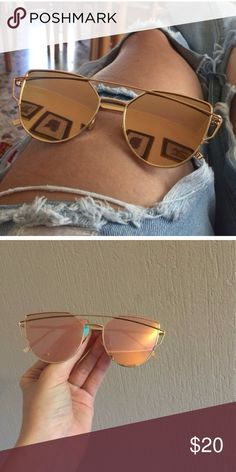 278aa9fa8e 🎉🎉Yazzz 2.0🎉🎉 Very cute sun glasses great for your collection very  trendy