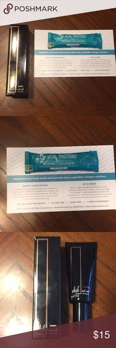 Wish Mud mask and vital protein trail Mud mask and vital protein trial packet. Both brand new! Smoke free home Wishes Other