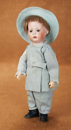 Remembering Mama: 120 German Bisque Pouty Character Boy,169,by Kley & Hahn