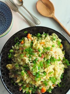 Chinese fried rice + win a Kitchen Warehouse voucher   Miss Food Fairy