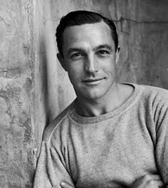 "Gene Kelly. One of my favorite quotes from him is ""Everyone is born with two legs, but not everyone can dance."""