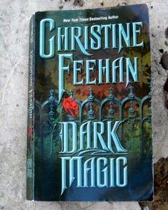 $3.00 Dark Magic The Carpathians Series Book 4 Christine Feehan Paranormal Romance vampires!