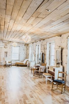 On the third floor we have a beautifully designed suite for the bridal party to use for the day Barn Wedding Venue, Chapel Wedding, Barn Weddings, House Paint Interior, Studio Apartment Decorating, Bridal Stores, Bridal Suite, Event Venues, House Painting