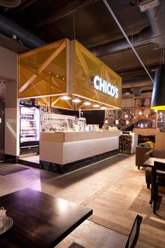 Chicos Restaurant by Amerikka Design Office