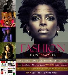 Fashion Public Relations: Fashion Icons Awards this weekend