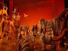 The Lion King - Behind the Scenes Part 1 - YouTube