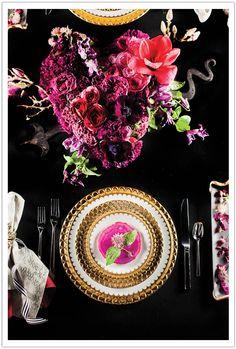 Luxe Valentine's Dinner