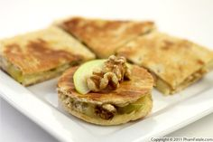 Apple & Brie Quesadilla