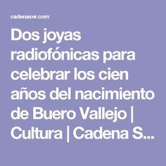 Dos joyas radiofónicas para celebrar los cien años del nacimiento de Buero Vallejo | Cultura | Cadena SER