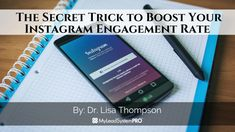 How would you like to boost your Instagram engagement rate? I'm so excited to be sharing with you a simple strategy that I use to increase my Instagram eng