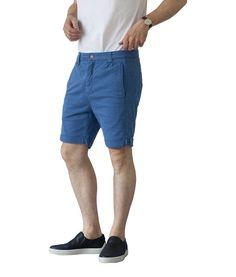 Son of a tailor - Taper Theo Shorts, Light Blue Ss16, Workout Shorts, Soft Fabrics, Bermuda Shorts, Light Blue, Denim Shorts, Menswear, Cotton, Collection