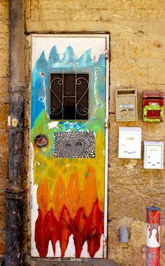 Door | ドア | Porte | Porta | Puerta | дверь |  Nachlaot, Jerusalem, Israel   ..rh