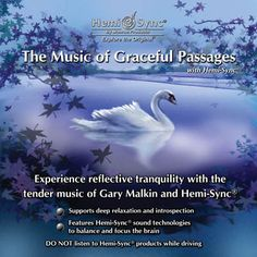 The Music of Graceful Passages with Hemi-Sync® Album - beautiful healing music I incorporate into my aromatherapy treatments.