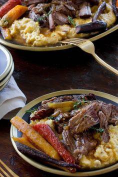 Slow Cooker Recipe: Savory Maple  Dijon Pot Roast — Recipes from The Kitchn