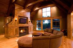 On Pinterest Sectional Sofas Farmhouse Family Rooms And Curved Sofa