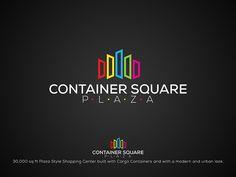 Container Built Shopping Center logo @ DesignContest.com (Entry#74)