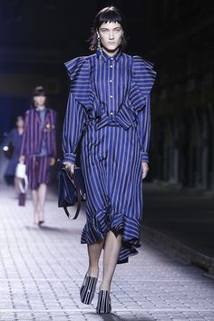 Mulberry Ready To Wear Spring Summer 2017 London - NOWFASHION