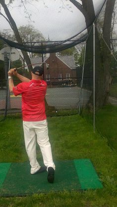 Many #golfers complain that they don't get enough time to #practice #golf, so playing #golf at #home is pretty convenient too