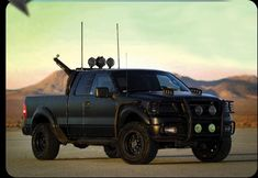 Ford F-150 - Project Survival Truck