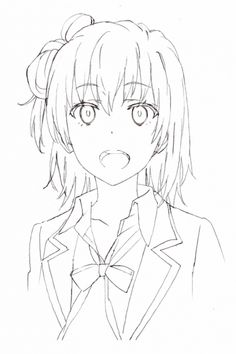 My Teen Romantic Comedy SNAFU characters look a little different for season 2 - SGCafe