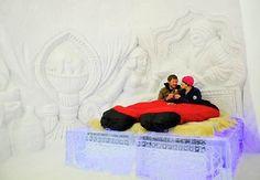 Hotel de neve