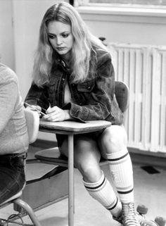 Heather Graham in:Boogie Nights(1997) Roller girl