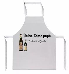 delantales de cocina - regalo dia del padre