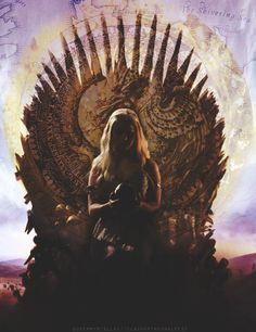 Daenerys Targaryen. Game Of Thrones.-