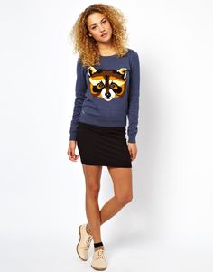 Animal sweater! <3