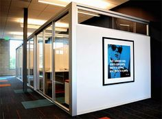 find this pin and more on 224 office partitions with art