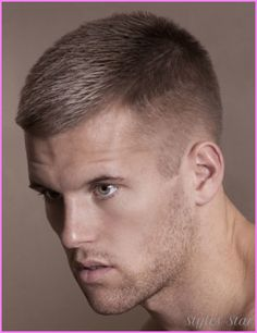 There is so much more to very short haircuts for men than establishing a razor guard and also cutting your head. Very Short Hair Men, Very Short Haircuts, Trendy Haircuts, Short Hair Cuts, Short Hair Styles, Men's Haircuts, Short Men, Modern Haircuts, Faded Hair