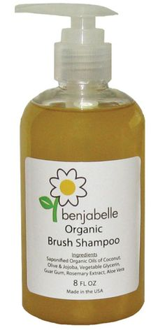 benjabelle brush shampoo recommended by Emily Noel