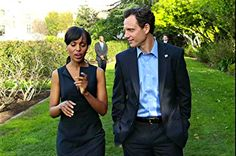 Olivia and Fitz - Scandal