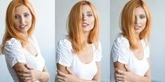 Untitled - Modelka: Týna Zoufalá Make-up: Ivona Konečná - Vizážistka Studio…