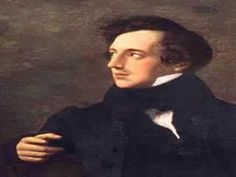 Not many people know of my fascination for classical music. Mendelssohn has to be one of my favourite composers.