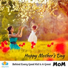 "The bond between mothers and their children is one defined by love. Words are never enough to thank your Mom! HAPPY MOTHER""S DAY! First Mothers Day, Happy Mother S Day, Mothers Love, Thank You Mom, Nova Era, Conscious Parenting, Kids Growing Up, Everywhere You Go, Day Wishes"