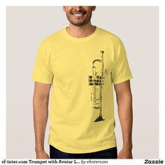 sf-inter.com Trumpet with Avatar Logo