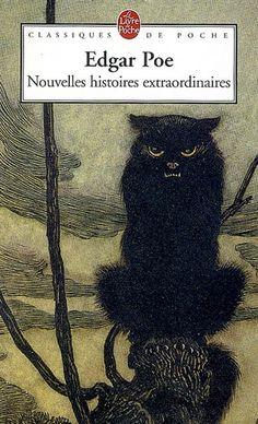 Nouvelles histoires extraordinaires, Edgar Allan Poe (1857)