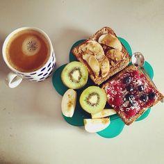 Perfect breakfast  #Padgram