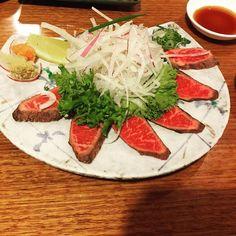 The best JP restaurant in brisie #wagyu #tataki#brisbane #sono by francisytcc