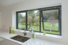 Aluminium Casement Windows | Micron in Kent