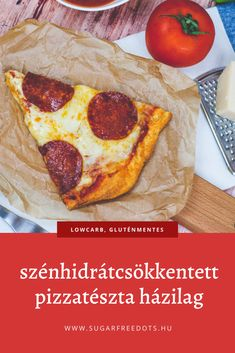 Lowcarb Pizza, Pepperoni, Sugar Free, Diet Recipes, Low Carb, Baking, Food, Recipes, Bread Making