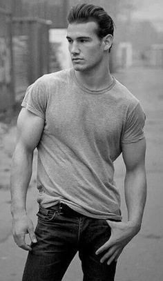 T-shirt + jeans