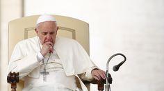 El papa envía sus oraciones a México por la desaparición de los 43 estudiantes